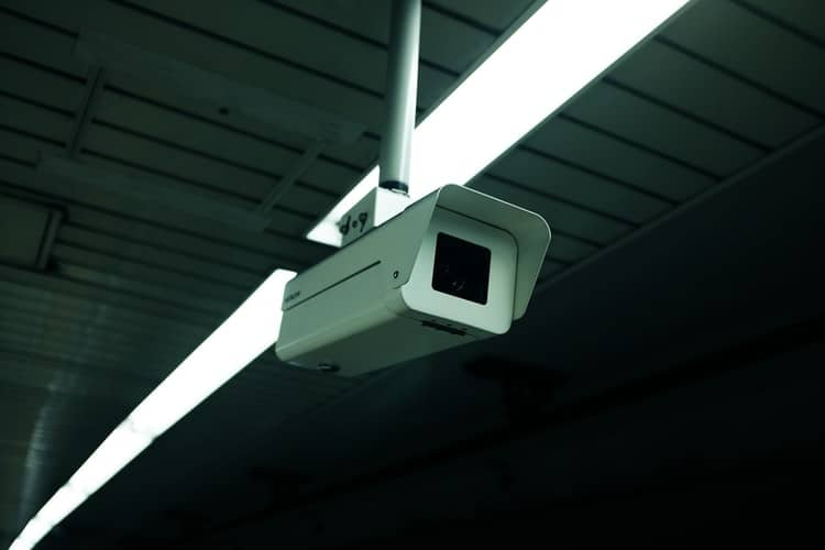 Surveillance Camera For Protection